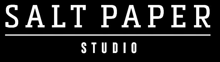 Salt Paper Studio Logo