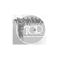 TGR Landscape Group logo