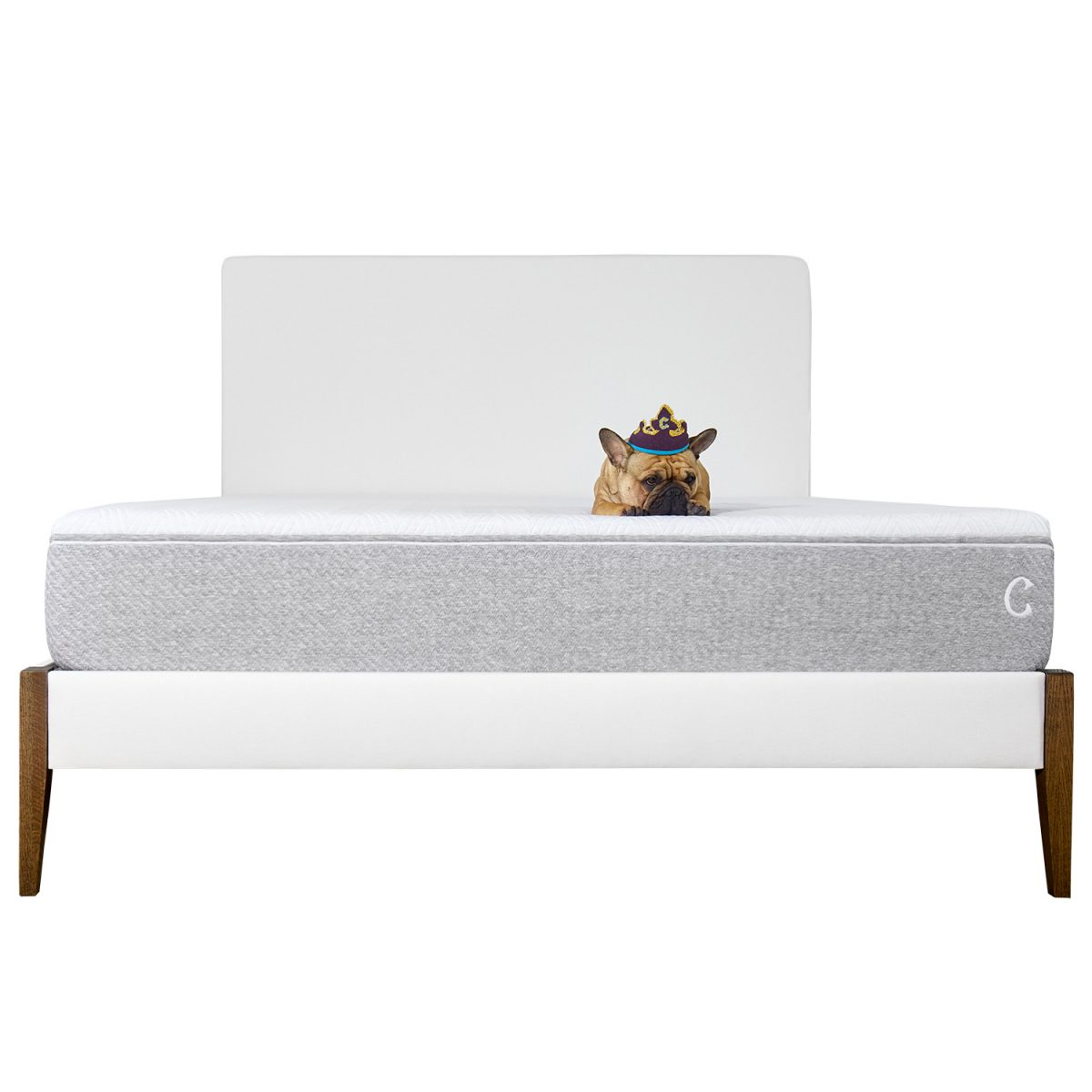 E-commerce product photography of Coley Home King Bed